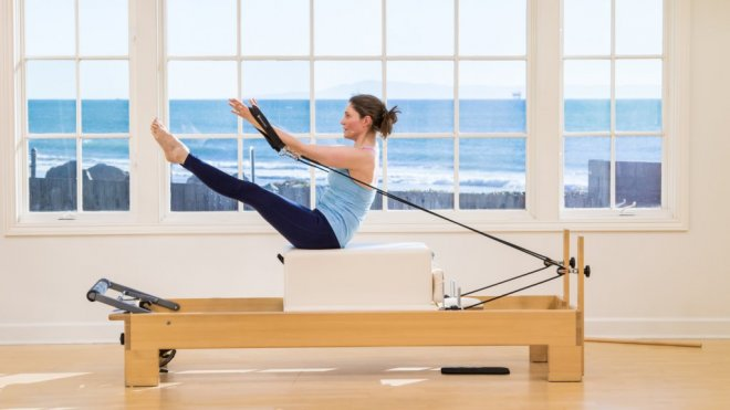 Julie Driver Pilates - Pilates Anytime Reformer